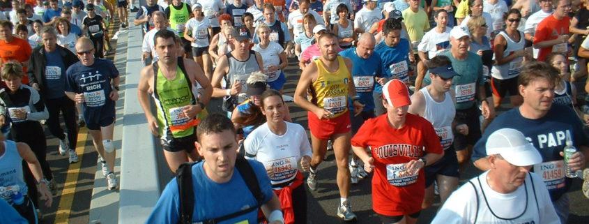 Marathon-mini-onderzoek