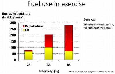 koolhydraten hardlopen